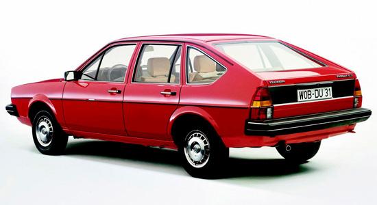 хэтчбек Volkswagen Passat B2 (1981-1988)