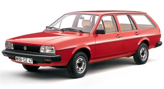Volkswagen Passat B2 (1981-1988)