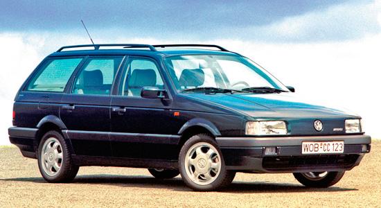 универсал Volkswagen Passat B3 (1988-1993)