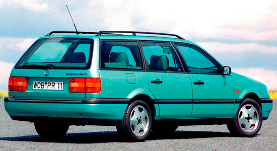 универсал Volkswagen Passat B4 (1993-1997)