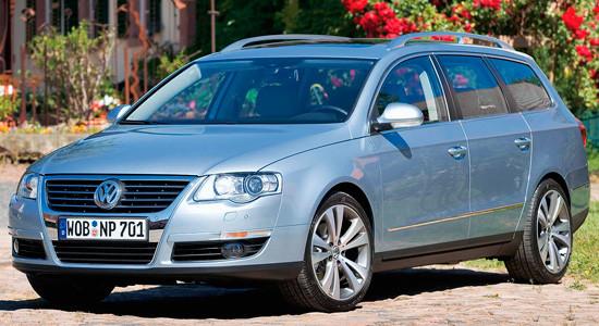 Volkswagen Passat B6 Variant на IronHorse.ru ©