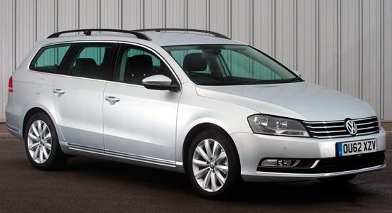 Volkswagen Passat B7 Variant на IronHorse.ru ©