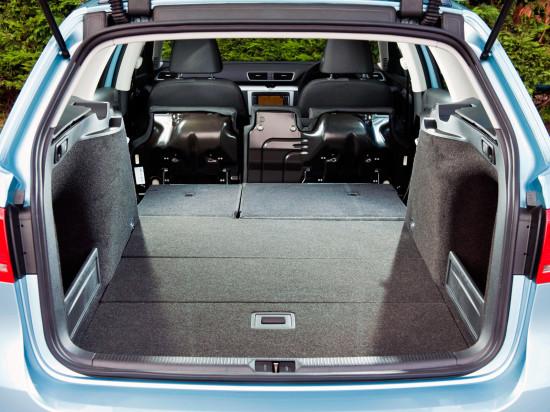 Универсал Volkswagen Passat B7