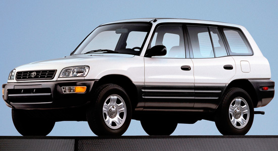 пятидверный Toyota RAV4 (1994-2000)