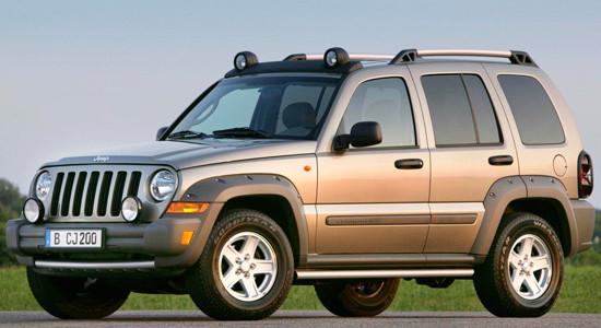 Jeep Cherokee (KJ) 2001-2007 на IronHorse.ru ©