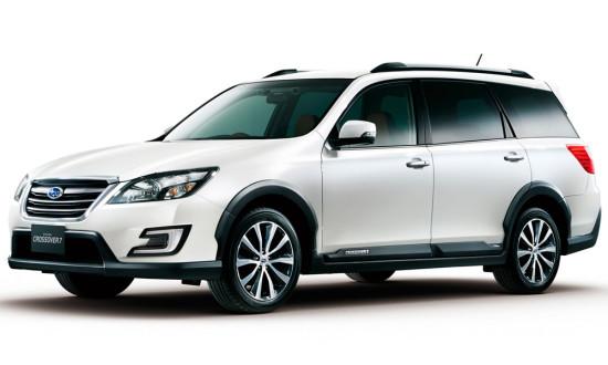 Subaru Crossover 7