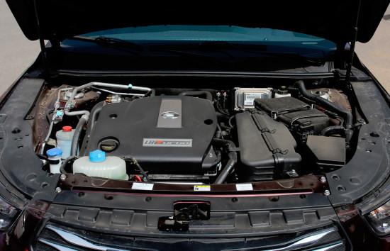 под капотом бизнес-седана GA6