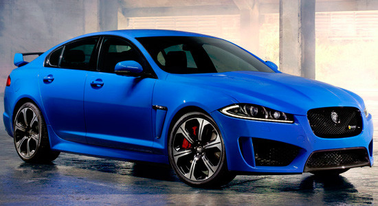 Jaguar XFR-S (X250) на IronHorse.ru ©