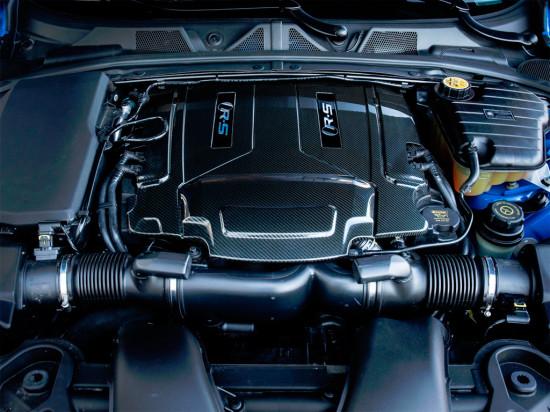 моторный отсек Jaguar XFR-S