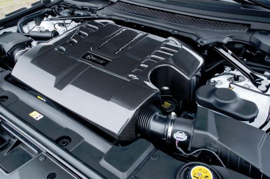 под капотом Range Rover L405 SV Autobiography