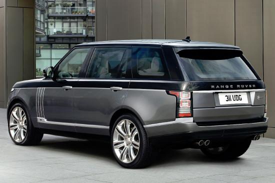 Range Rover L405 SV Autobiography