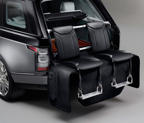 багажная полка Range Rover L405 SV Autobiography