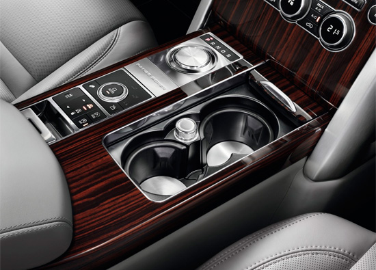 центральная консоль Range Rover L405 SV Autobiography