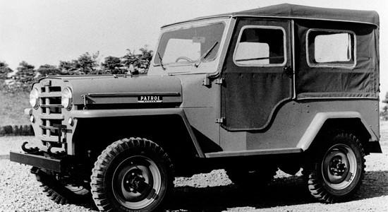 Nissan Patrol 1 (1951-1960) на IronHorse.ru ©