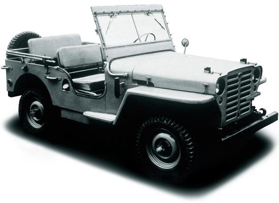 Nissan Patrol 1951-1960