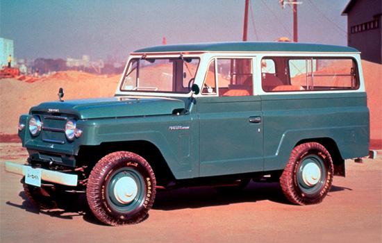 Nissan Patrol 60-series