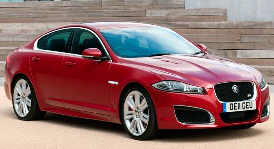 Jaguar XFR (X250) на IronHorse.ru ©