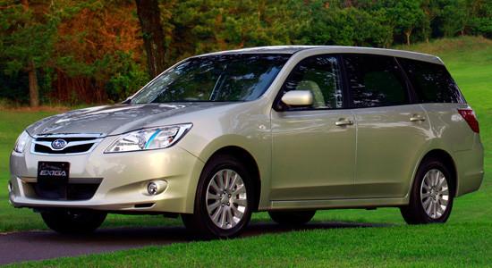 Subaru Exiga (2008-2014) на IronHorse.ru ©