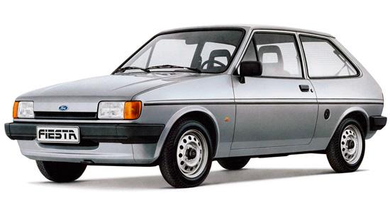Ford Fiesta II (1983-1989)