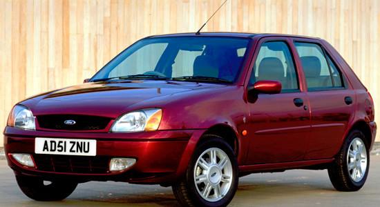 Ford Fiesta 4 (1995-2002) на IronHorse.ru ©