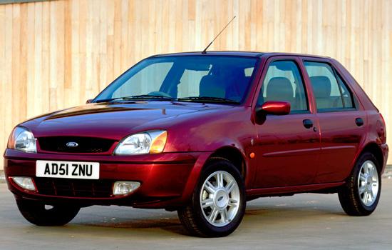 Ford Fiesta IV (1999-2002)