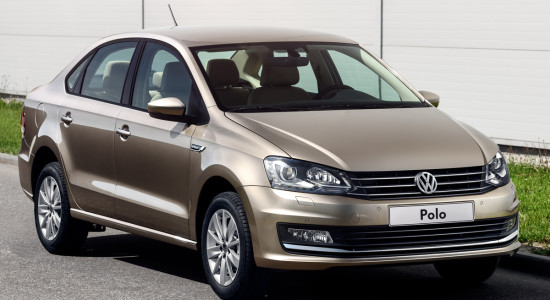 Volkswagen Polo Sedan (2017-2018) на IronHorse.ru ©