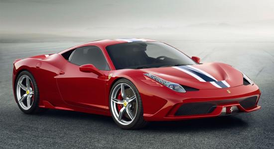 Ferrari 458 Speciale на IronHorse.ru ©