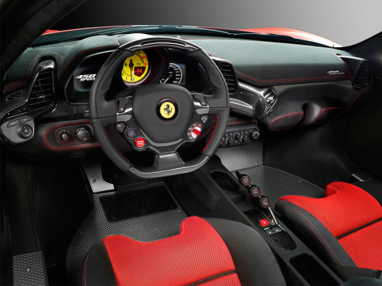 Феррари 458 Спесиале