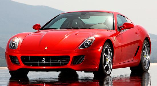 Ferrari 599 GTB Fiorano на IronHorse.ru ©