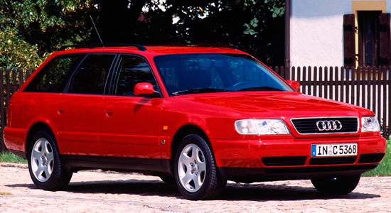 универсал Audi A6 (C4) 1994-1997