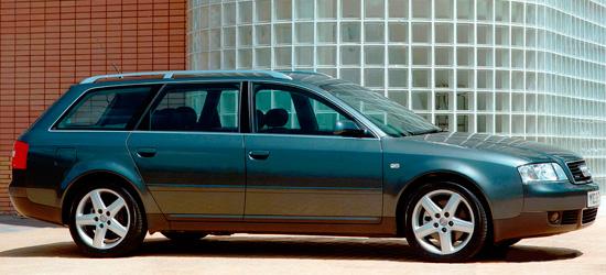 Audi A6 Avant (C5) 1998–2004