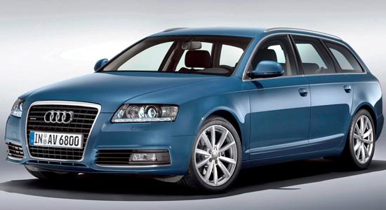 Audi A6 Avant (C6) 2004-2011
