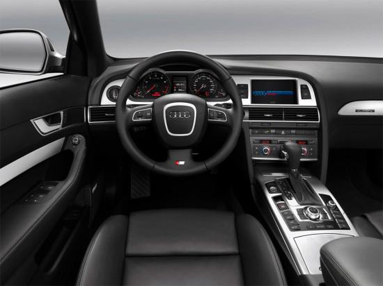 интерьер Audi A6 (C6) 2004-2011