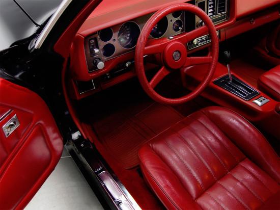 интерьер Chevrolet Camaro 2 1970-1981