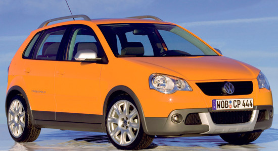 Volkswagen CrossPolo (2005-2009) на IronHorse.ru ©