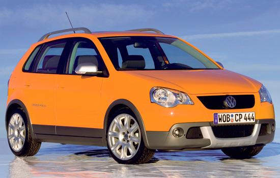 Volkswagen CrossPolo 1 (2005-2009)