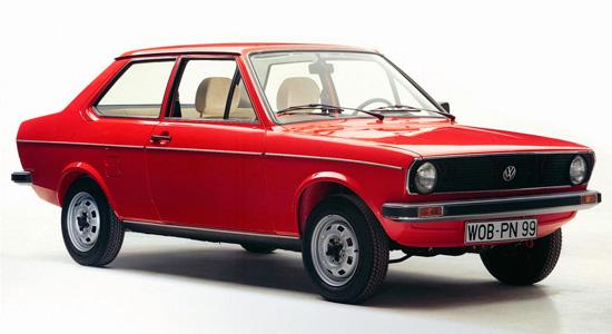 Volkswagen Derby 1975-1981