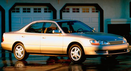 Lexus ES 300 (1991-1997) на IronHorse.ru ©
