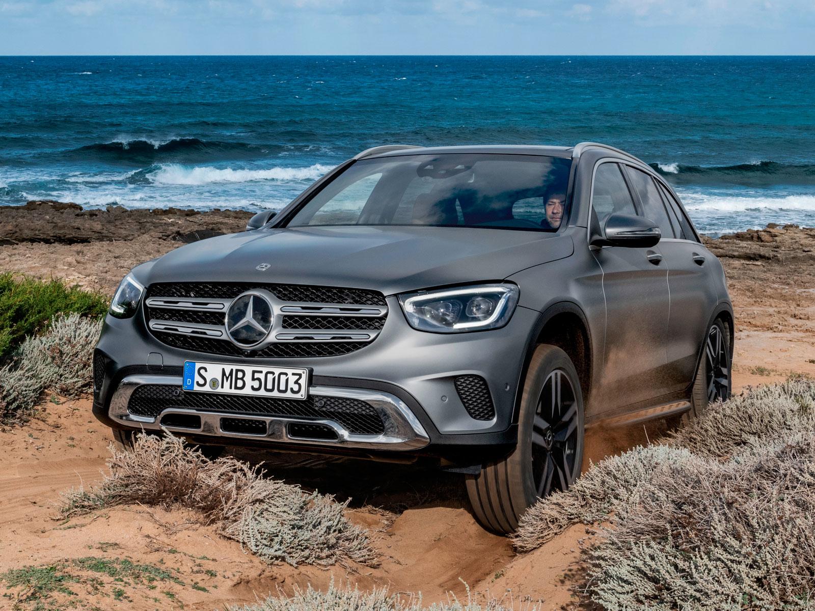 Главные особенности Mercedes-Benz GLC