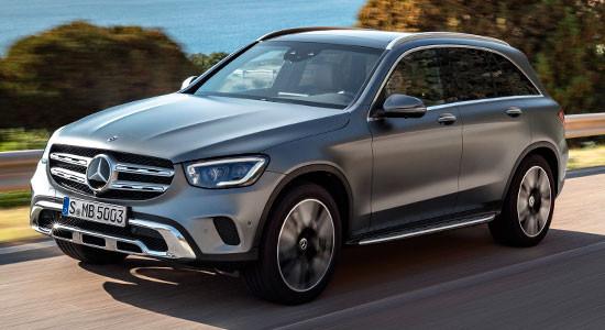 Mercedes-Benz GLC (2020-2021) на IronHorse.ru ©