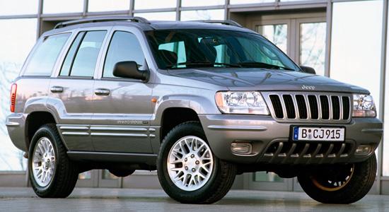 Jeep Grand Cherokee 2 (1998-2004)