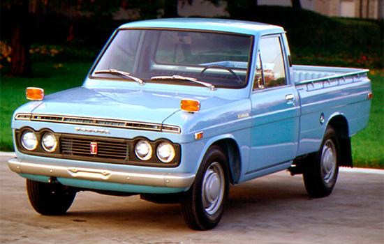 Toyota Hilux (N10) 1968–1972