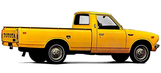 Тойота Хайлюкс N20 1972–1978
