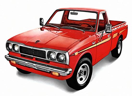 Toyota Hilux (N20) 1972–1978