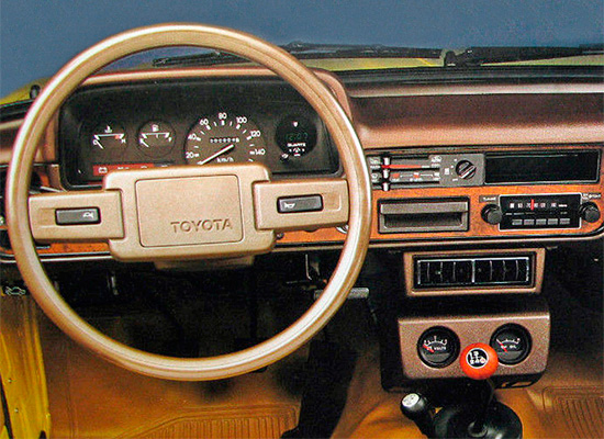 Тойота Хайлюкс N30 1978–1983