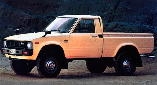 Toyota Hilux (N30) 1978–1983