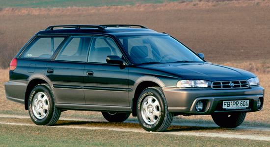 Subaru Legacy Outback 1 (1994-1999)