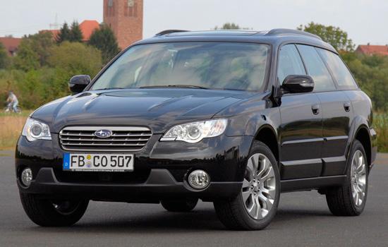 Subaru Outback 3 (2003-2009)