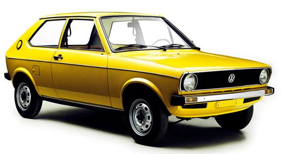 Volkswagen Polo 1 1975-1981