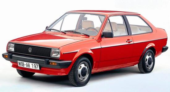 Volkswagen Polo 2 (1981-1994) на IronHorse.ru ©